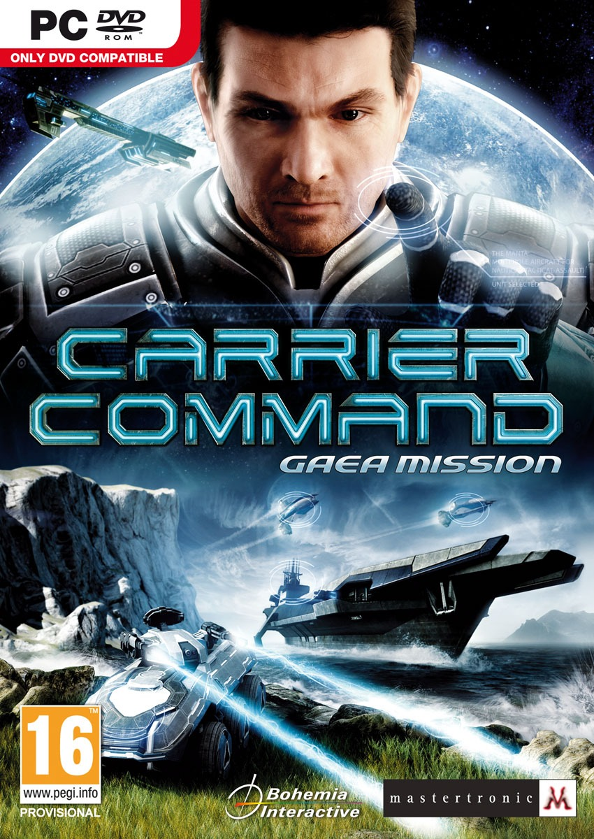 Carrier Command : Gaea Mission (PROPER) [PC]