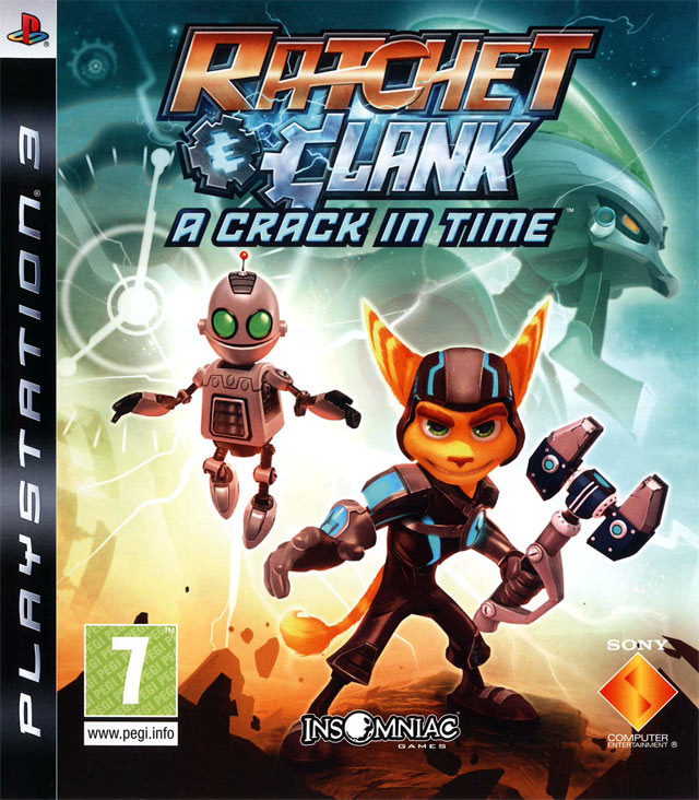 [Multi] Ratchet and Clank - A Crack in Time - PS3 - Megaupload