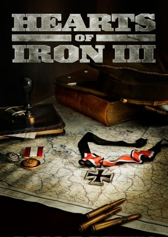 Hearts of Iron III PC [ENGLiSH | PC | USA]