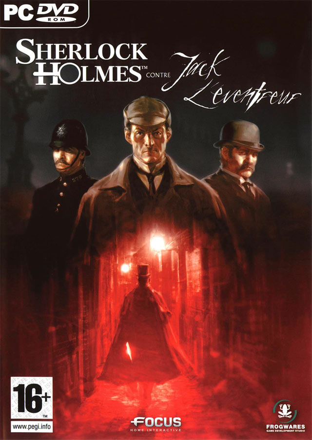Sherlock Holmes Contre Jack L'Eventreur French iSO [FS]