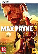 Jaquette Max Payne 3 - PC