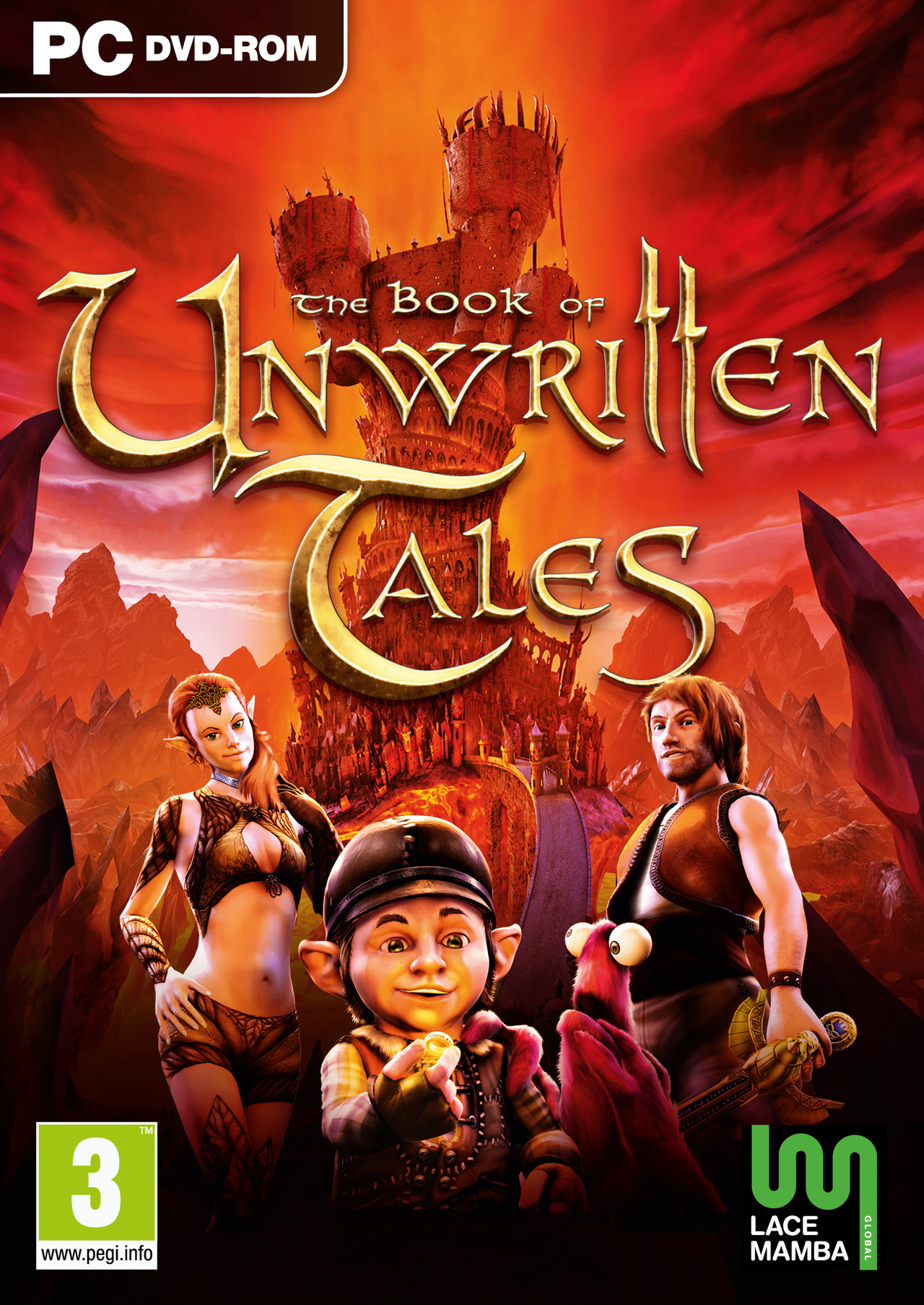 [MULTI] The Book of Unwritten Tales Digital Deluxe Edition [PC] [Multi-Lang]