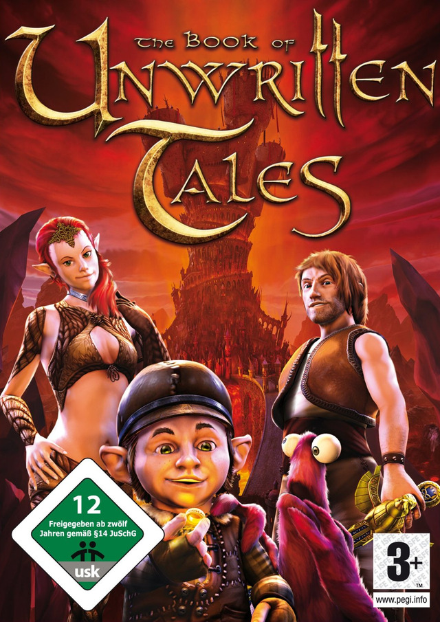 The Book of Unwritten Tales + CRACK [PC | ISO] (Exclue) [FS] [WU]