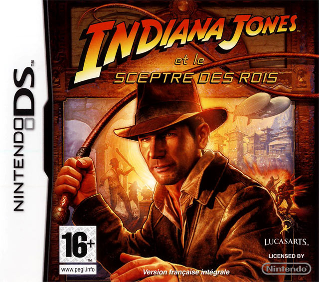 Indiana Jones et le Sceptre des Rois (E) [US]