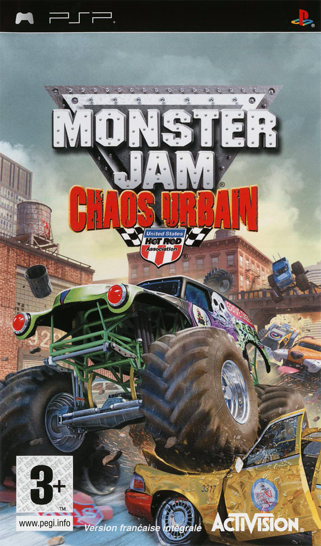 telecharger gratuitement Monster Jam : Chaos Urbain
