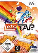[Wii] Les indispensables de la Wii et autres coups de coeur... Jaquette-let-s-tap-wii-cover-avant-p
