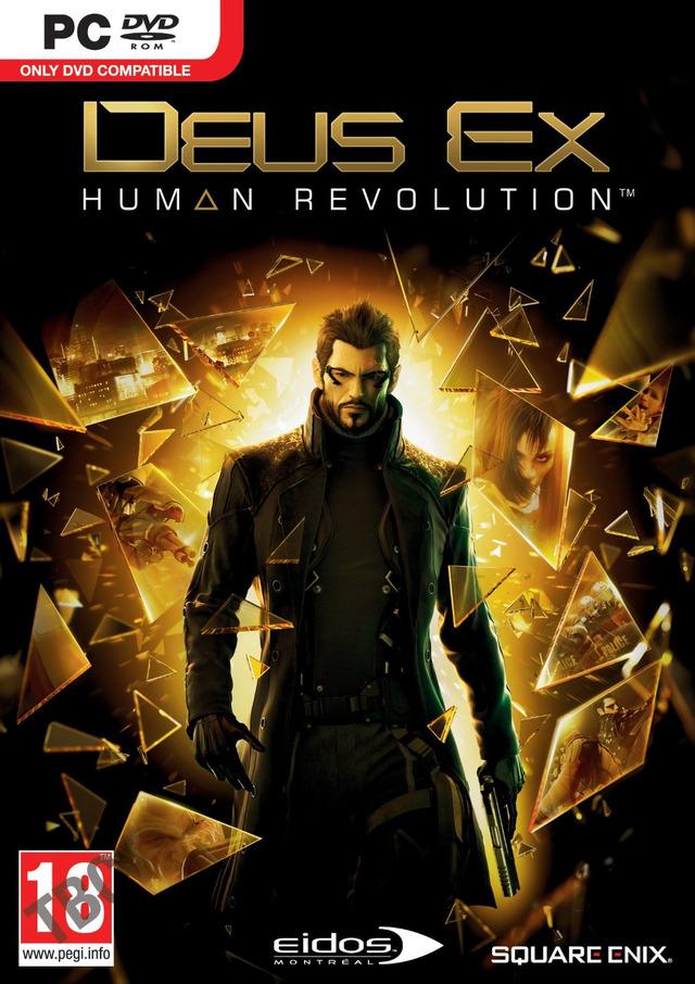 Deus Ex : Human Revolution + Crack [ PREBUILD] (Exclue) [FS] [US]