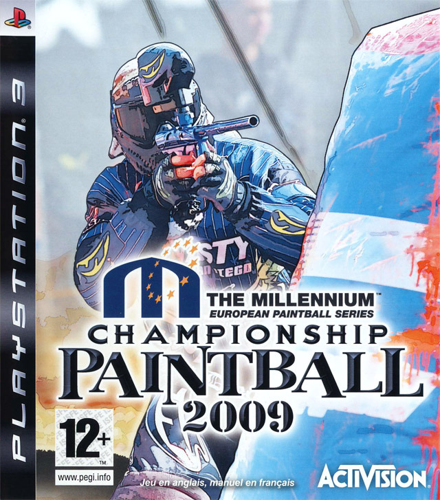 millennium championship paintball 2009 sur playstation 3. Black Bedroom Furniture Sets. Home Design Ideas