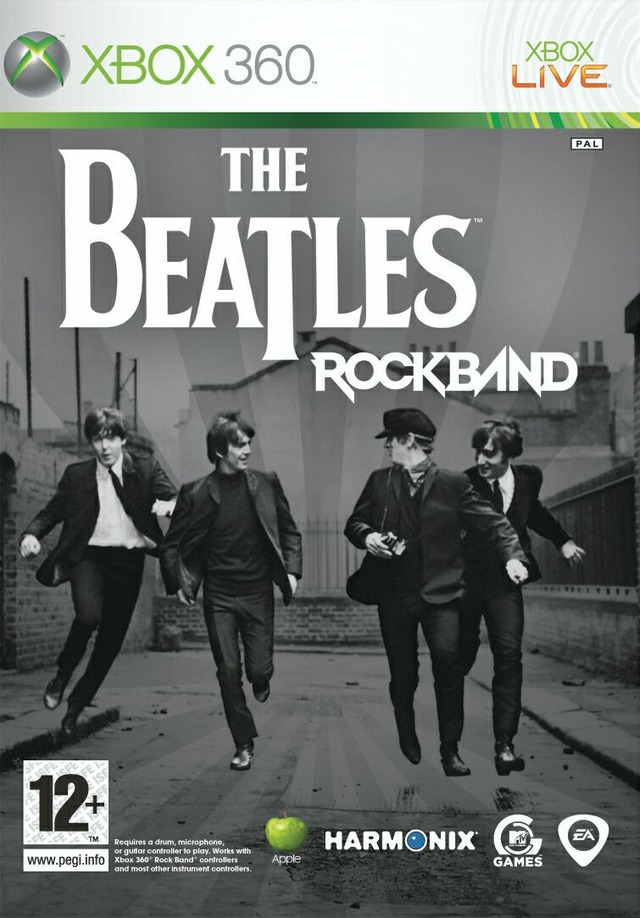 The Beatles : Rock Band [XBOX360|PAL] [FS]