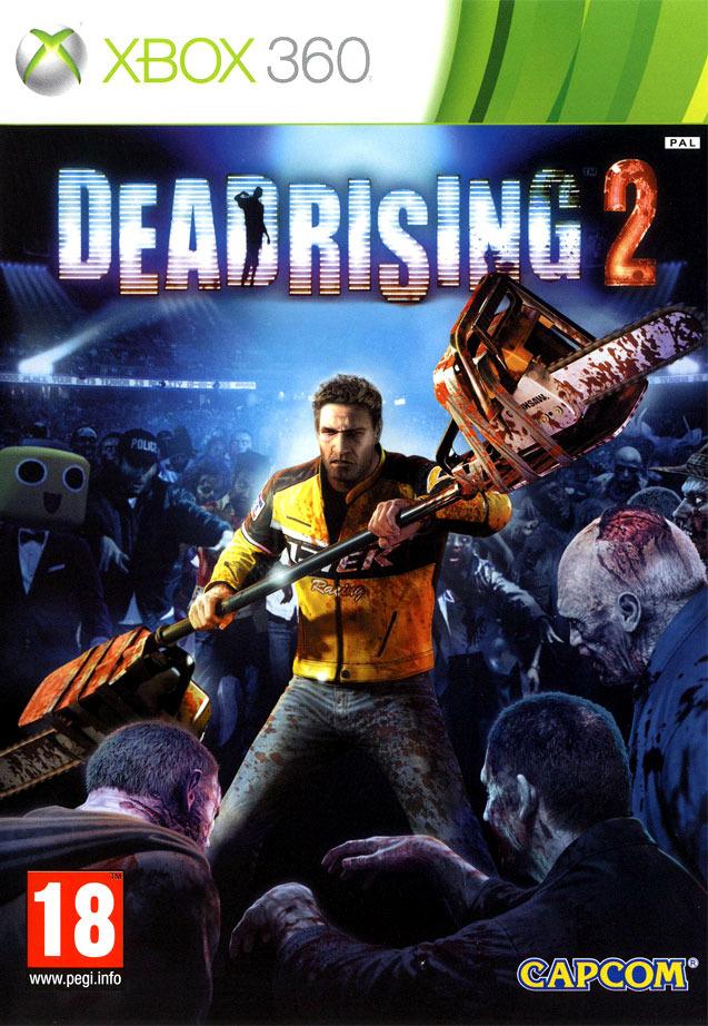 Dead Rising 2 UNCUT (X-BOX360) 2010
