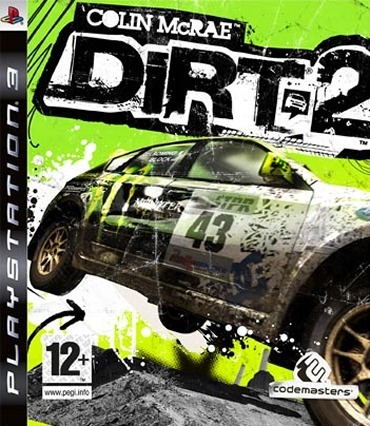 colin mcrae dirt 2 sur playstation 3. Black Bedroom Furniture Sets. Home Design Ideas