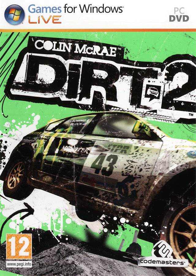 Colin McRae DiRT 2 PC(1 Lien)