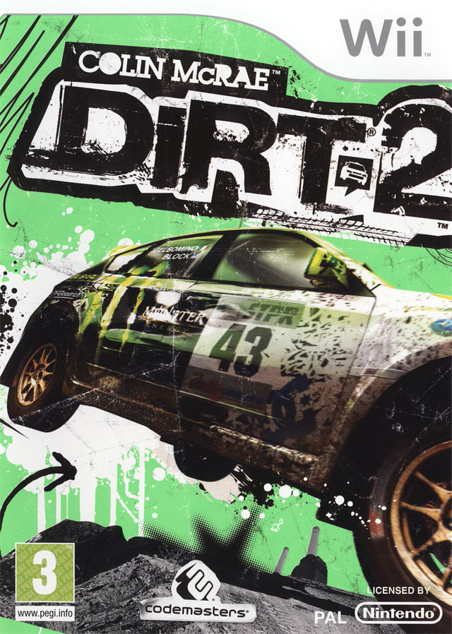 Colin MacRae : Dirt 2 [Wii|FRENCH] [FS|US]