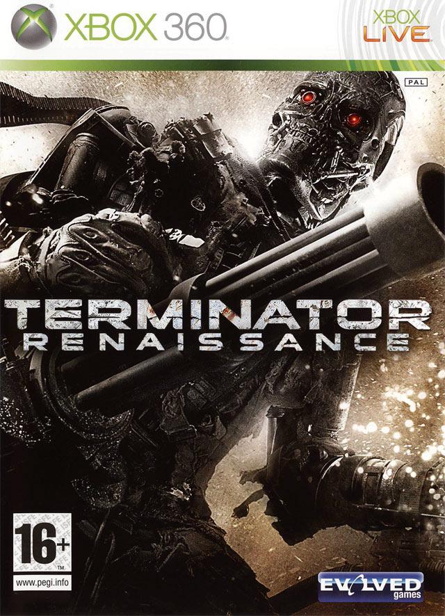 [Multi] Terminator Renaissance [MULTi LANG XBOX360 DVD]