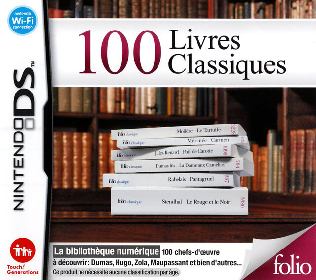 [HF] 100 Livres  [NDS]