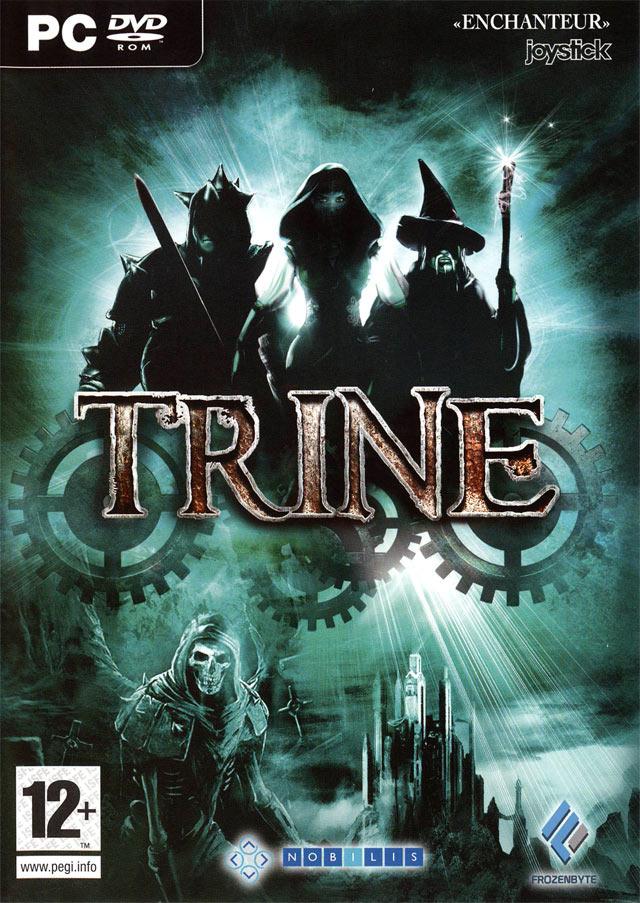 لعبة الرعب الخيال Trine 2009