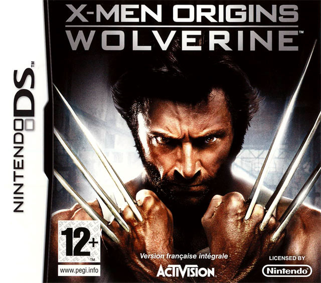 X-Men Origins : Wolverine DS