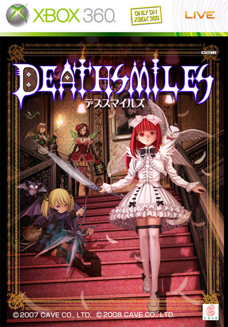 Deathsmiles PAL XBOX360 [FR] (Exclue) [FS]