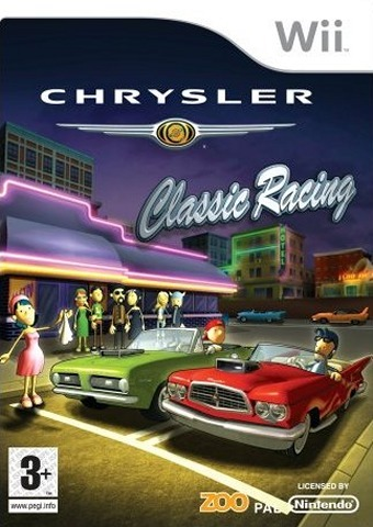 Chrysler Classic Racing Happy New Year USA WII [FS]