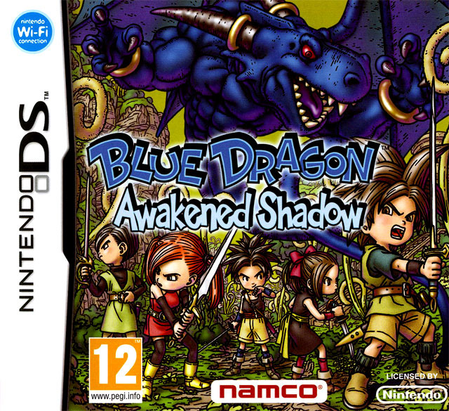 Blue Dragon: Awakened Shadow (Europe) - NDS [UD]