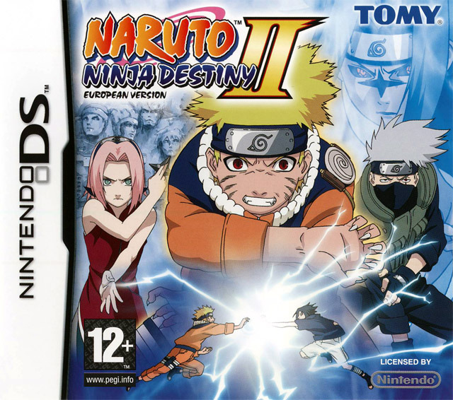 naruto ninja destiny لعبة