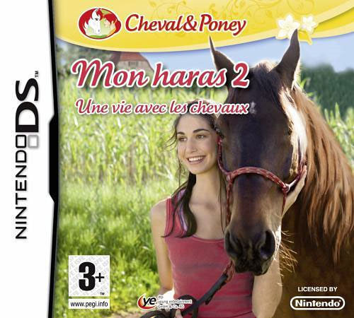 cheval poney mon haras 2 sur nintendo ds. Black Bedroom Furniture Sets. Home Design Ideas