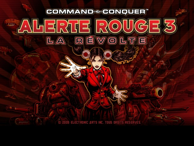 Command And Conquer Red Alert 3 Uprising FRENCH ReVOLVeR preview 0