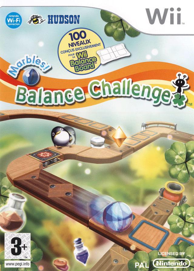 [Multi-Host] Marbles!Balance Challenge [Adresse][PAL][Wi] | Mega-Wii
