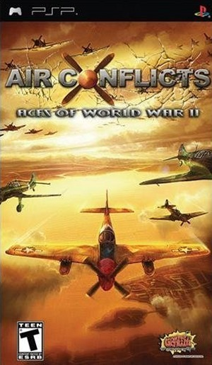Air Conflicts.(PSP 2009).cso
