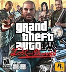 Jaquette Grand Theft Auto IV : The Lost and Damned - Xbox 360