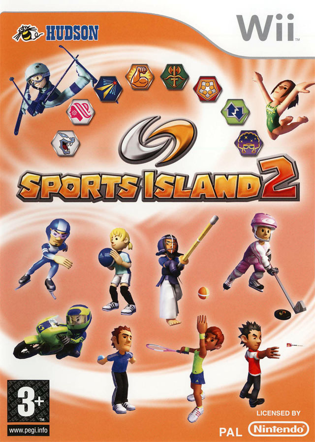 Sports Island 2 [Wii|french] [FS|US]