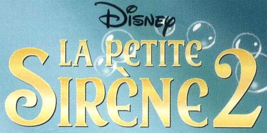 jeuxvideo.com La Petite Sirène 2 - PlayStation 3 Image 1 sur 7