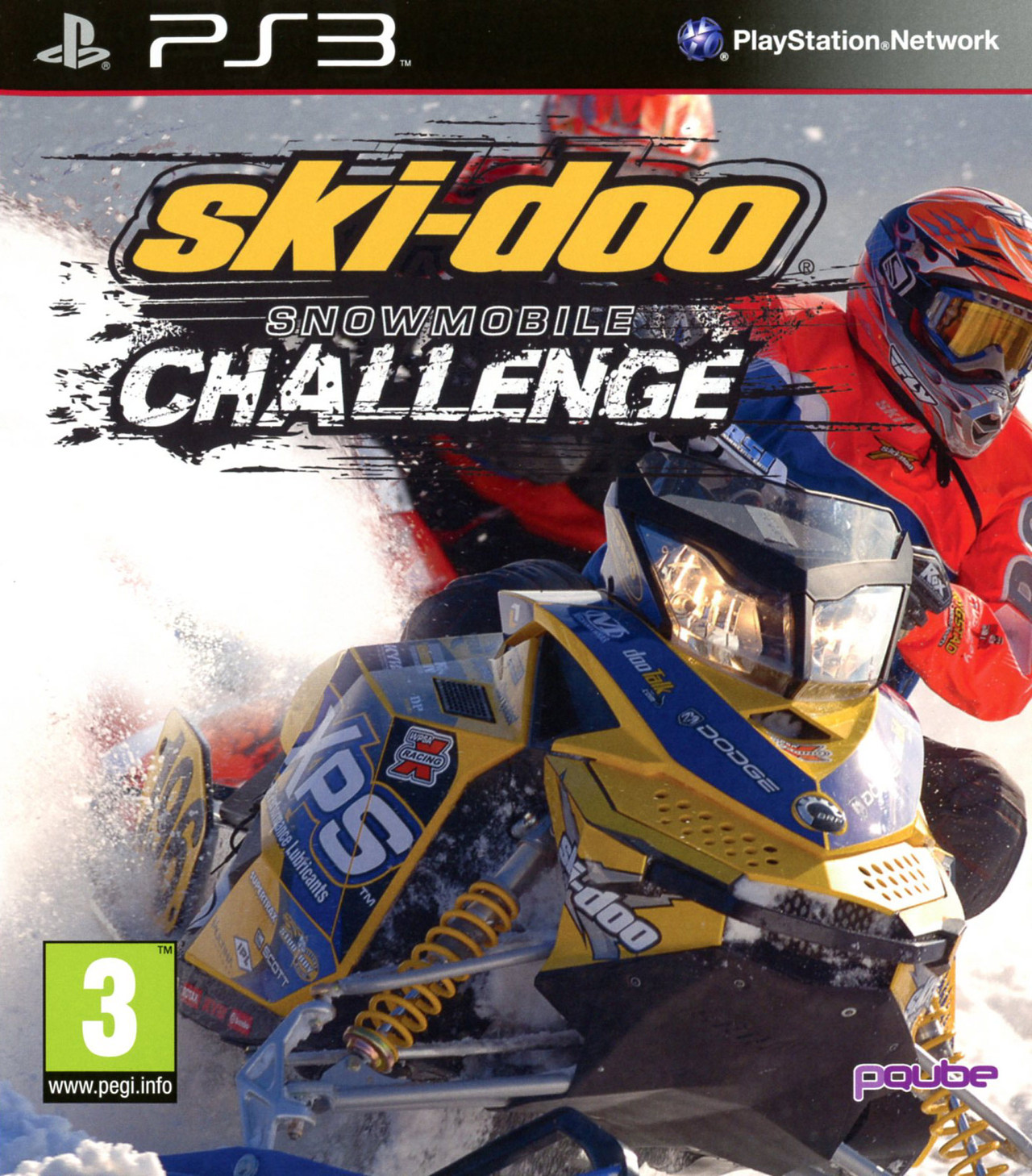 Images Ski Doo : Snowmobile Challenge PlayStation 3 - 1