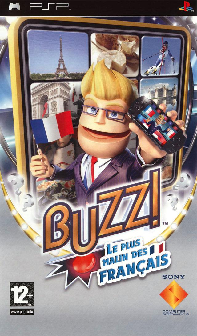 [Mu] [PSP] Buzz Le Plus Malin Des Francais