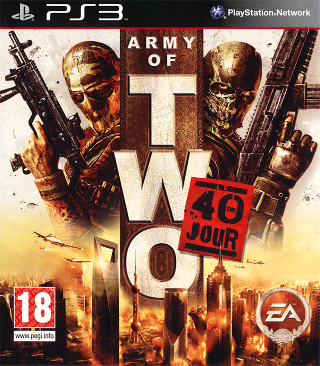[Multi] Army of Two 40th Day EUR JB PS3-BHTPS3 - Megaupload