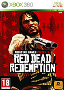 Jaquette Red Dead Redemption - Xbox 360