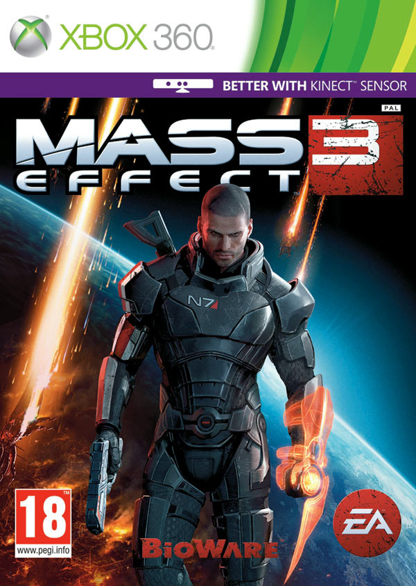 Mass Effect 3 RF XBOX360 [MULTI]
