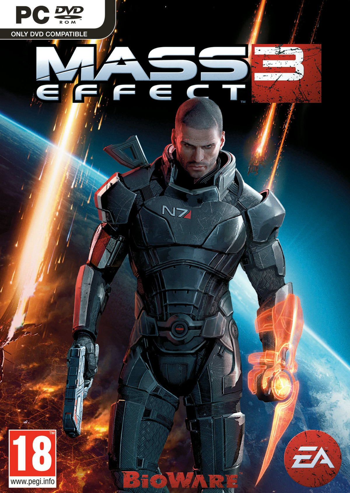Mass Effect 3 PC RELOADED