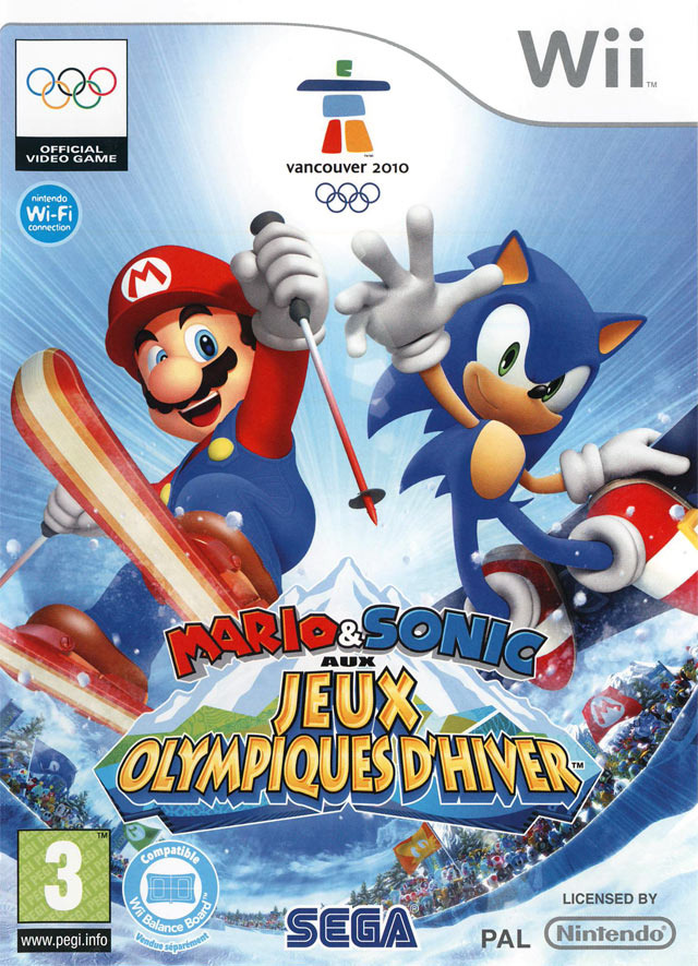 [MU] Mario & Sonic aux Jeux Olympiques d'Hiver [WII]