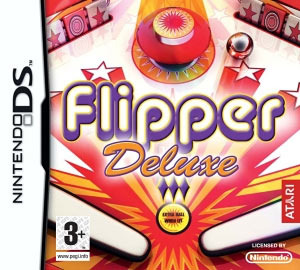 flipper deluxe sur nintendo ds. Black Bedroom Furniture Sets. Home Design Ideas