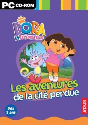 Dora l 39 exploratrice les aventures de la cit perdue sur - Jeux dora l exploratrice gratuit ...
