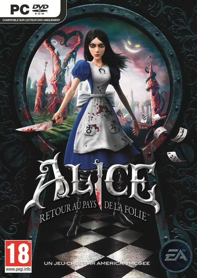 Alice : Retour au Pays de la Folie [PC] [IMG+CRACK] [MULTI]