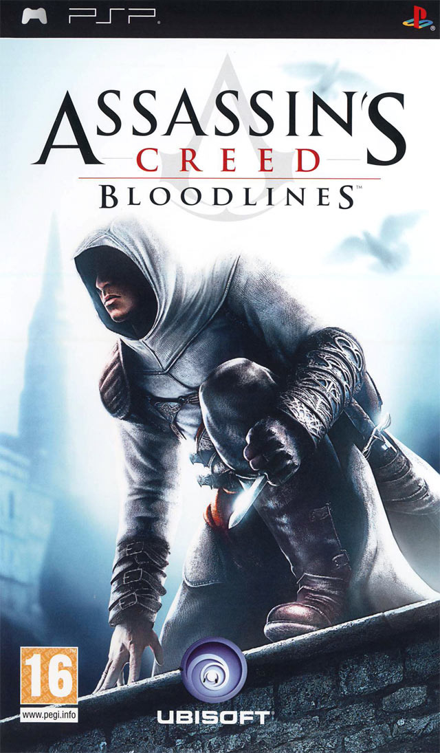 Assassins Creed Bloodlines EUR PSN PSP [FS]
