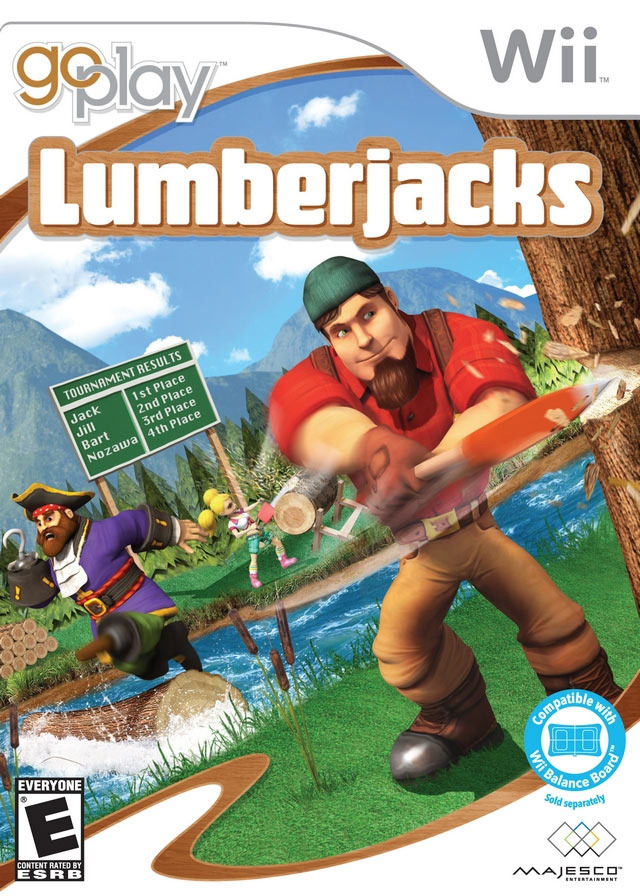 Go Play : Lumberjacks