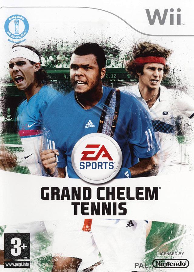[MU] [Wii] Grand Chelem Tennis