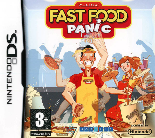 Fast Food Panic Ds Rom Download