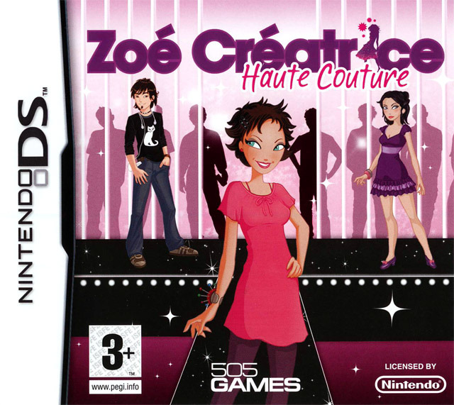 zoe creatrice de mode ds