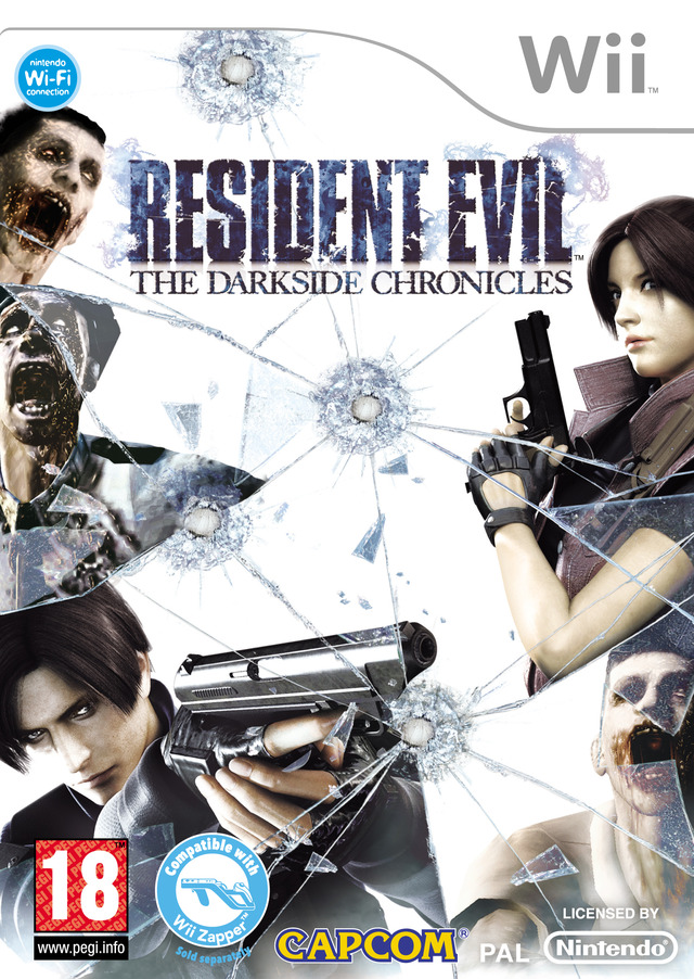 Resident Evil : The Darkside Chronicles. Wii MULTi LANG Wii