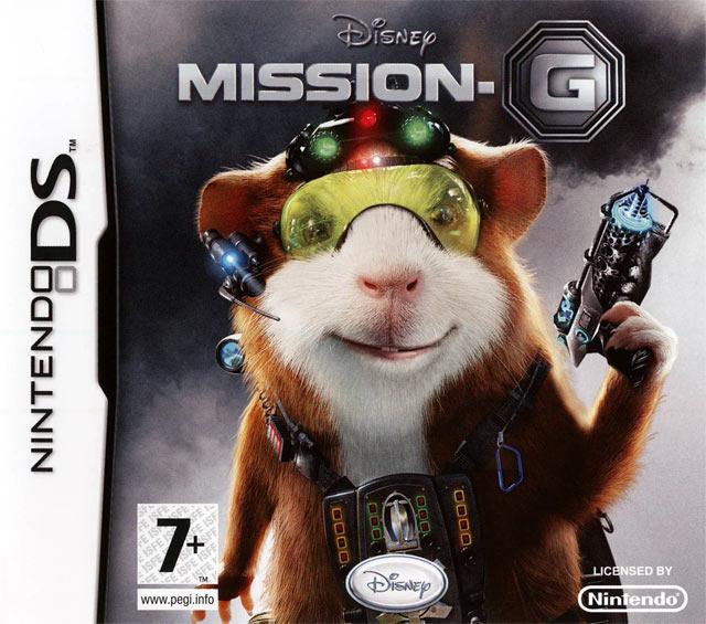 Mission G DS