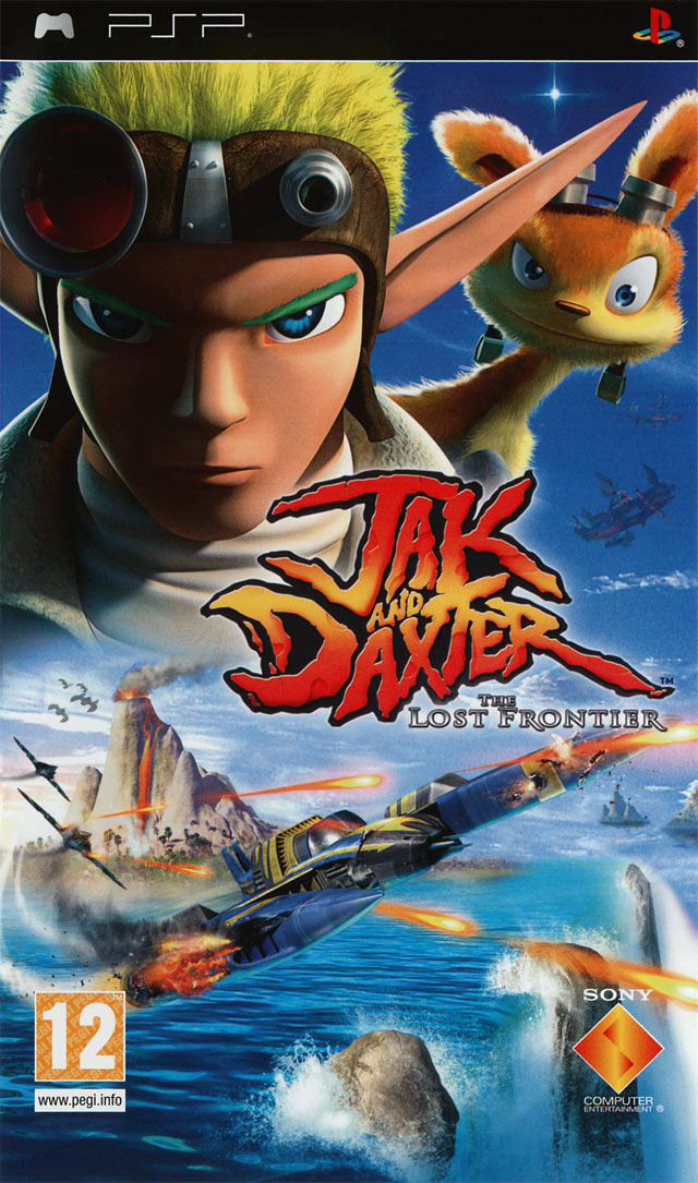 Jak and Daxter The Lost Frontier PSP game Download